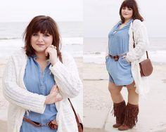Plus Size Hippie Glam Look | conquore.com