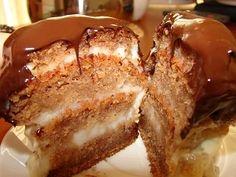 Бисквит из кислого молока (всегда получается и не требует пропитки) и пирожные из него!