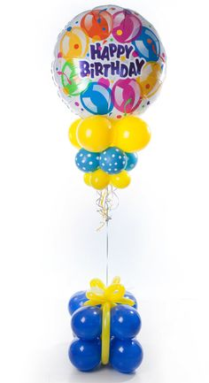 Online Birthday Party Supplies Stores In Singapore Happy Birthday Bouquet, Happy Birthday Balloons, Balloons Galore, Up Balloons, Balloon Crafts, Balloon Gift, Diy Birthday Decorations, Balloon Decorations Party, Qualatex Balloons