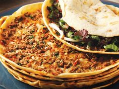 Tencere Lahmacun Tarifi - Lezzet Street Food, Tacos, Ethnic Recipes