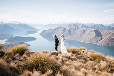 Stunning mountain shoot in Wanaka by Lake Wanaka Tourism (Planning) + James Frost (Photography) - via Magnolia ROuge
