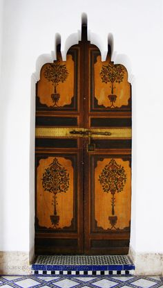 The Doors of Marrakesh by ~littleblackcloud91