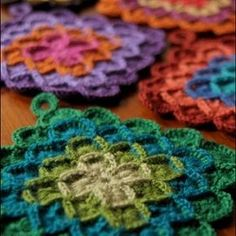 Easiest crochet kitchen potholder create this super easy double free crochet potholder pattern dt1010fo
