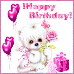 A WISH FOR LOTS OF BIRTHDAY FUN, TO LAST UNTIL THE DAY IS DONE.                                 HOPING THAT ALL YOUR WISHES COME TRUE, AND YOUR BIRTHDAY CAKE AS SWEET AS YOU!         WISHING YOU MANY MORE!!!!