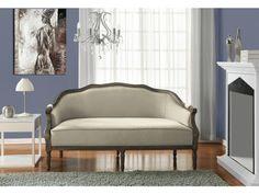 3-Sitzer-Sofa Stoff Barock Isolde günstig kaufen | Möbel Online-Shop Kauf-Unique.de
