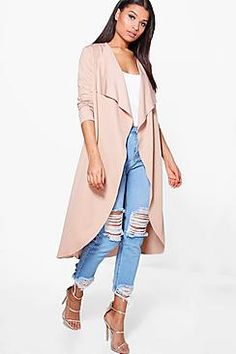Love long sweaters like this.  Looks cozy!  #affiliate