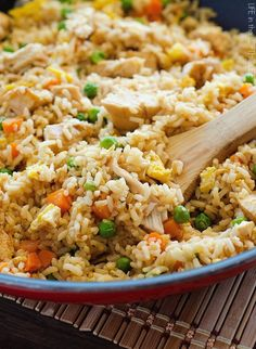 Chicken Fried Rice   Life in the Lofthouse