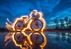 5 Easy but Amazing #Light #Painting Experiments for Beginners