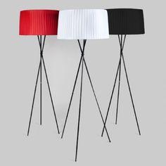 Lámpara FOSC de pie -Limited Edition- (Lámparas de pie) - Tripode Lámpara con pantalla Santa & Cole Sillas de diseño, mesas de diseño, muebles de diseño, Modern Classics, Contemporary Designs... 114.34€