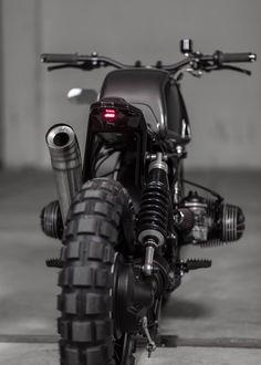 Fantastic R100R by Vagabund Moto