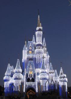 Alle Disneyland op de wereld bezoeken