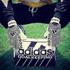 Great @adidasfootball Gloves and Glove Bag combo.