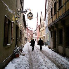 Rothenburg | Flickr - Peter Gutierrez