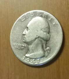 Washington Quarter, Tough Find with CLEAR date! Silver and Scarce. Us Coins, Rare Coins, Old Coins Value, Silver Coins For Sale, Valuable Coins, Coins Worth Money, Error Coins, Coin Worth, Coin Values