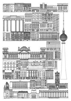 Your City or Mine: Berlin, Germany / by Sahar Ghanbari