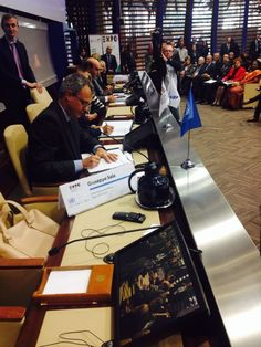 La firma dell'accordo tra #expo2015 e la #Fao