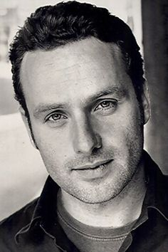 Forever think of him in Love Actually with the most sincere scene of love I have ever seen! Andrew Lincoln