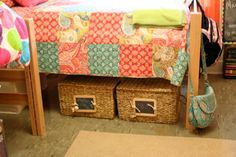 Great under the bed storage