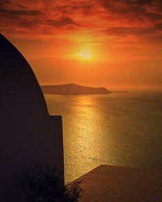 Another Sunset in Santorini   Federico Scotto d'Antuono   Flickr