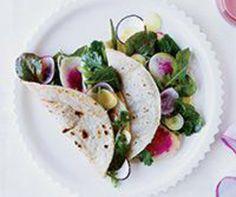 Garden Salad Tacos