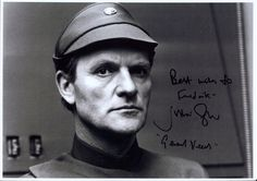 Through the Mail Autograph Collectors Julian Glover, Kenny Baker, Original Trilogy, A New Hope, Carrie Fisher, Last Jedi, British Actors, Rogues, The Collector