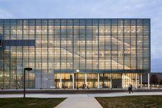 Escola de Administração Rutgers,© Peter Aaron / Esto