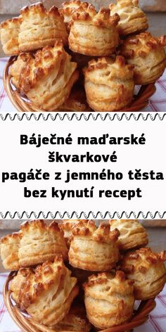 Slovak Recipes, Hungarian Recipes, French Toast, Food And Drink, Cooking Recipes, Sweets, Chicken, Baking, Breakfast