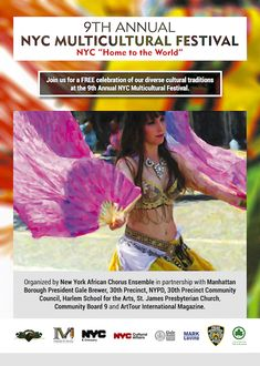9th Annual NYC Multicultural Festival