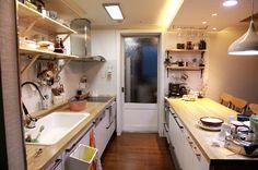 日常茶飯事: TOMMY Style :: [셀프 인테리어] 북유럽 스타일의 주방으로 셀프 리모델링하기