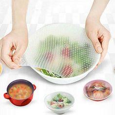 >> Click to Buy << 1pcs Plastic Wrap Seal Vacuum Food Magic Wrap Multifunctional Food Fresh Kitchen Tool  VBU53 P15 0.4 #Affiliate