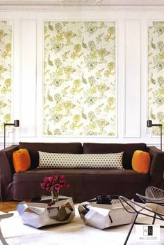 『Import Wallpaper TECIDO ESPOIR 2 WALLQUEST AG91204』 http://item.rakuten.co.jp/interior-cozy/ag91204_ag91209/ #wallpaper #interior #diy #usa #輸入壁紙 #壁紙