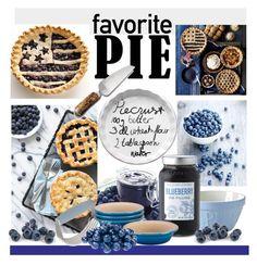 """Blueberry Pie"" by hellodollface ❤ liked on Polyvore featuring interior, interiors, interior design, дом, home decor, interior decorating, Mason Cash, Dot & Bo, Williams-Sonoma и KitchenAid"