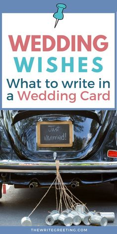 Looking for what to write in a wedding card? We have put together a list of the best unique examples of wedding wishes to send to someone as the perfect wedding congratulations messages! Wedding Wishes For Sister, Wedding Wishes Messages, Wedding Quotes, Wedding Cards, Wedding Gifts, Married Life, Just Married, Dear Sister, Wedding Congratulations