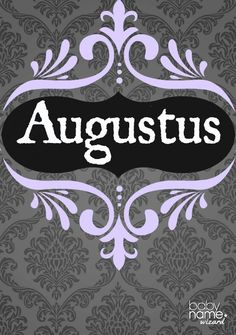 Augusta - Girl's name meaning, origin, and popularity ...