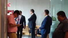 <p>Chihuahua, Chih.- En una audiencia inicial ante el juez de Distrito 1 del Centro de Justicia Penal Federal del Estado de Chihuahua, Eduardo Javier Sáenz