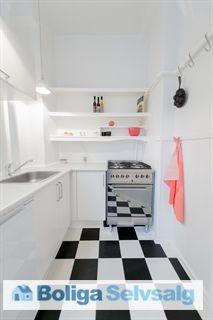 Næstvedgade 6A, 3. th., 2100 København Ø - God 1-værelses med flot køkken og stort bad #ejerlejlighed #ejerbolig #kbh #københavn #østerbro #selvsalg #boligsalg #boligdk
