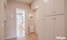 #proyectosabadell #iloftyou #interiordesign #barcelona #sabadell #lowcost #catalunya #recibidor #entrada #ikea #kitchen #cocina