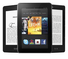Kindle Readers