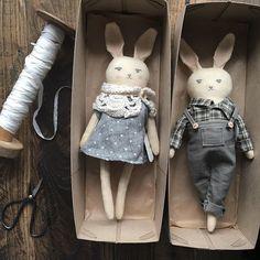 Wool Rabbits Erika Barratt