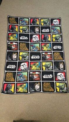 Star Wars Patterns 15 There Are Haken Haken Patronen En Egels