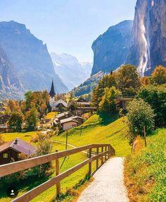 Bom dia domingão!!!!  Suíça