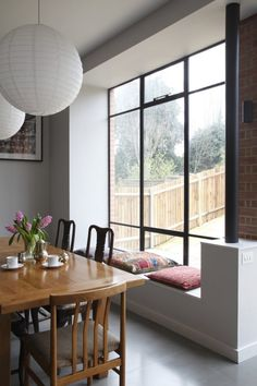 To describe Bedwardine Road house as a labour of love would be an understatement. It is more like an epic struggle against insurmountable . Victorian Kitchen, Victorian Homes, Victorian London, Crittall, New York Loft, Dutch House, Inspired Homes, Interior Architecture, Villa