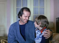 How to bond with your son with Jack Nicholson - GM