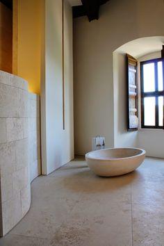Simplicity Love: Castle of Rocca Sinibalda, Italy   Claudio Silvestrin Architects