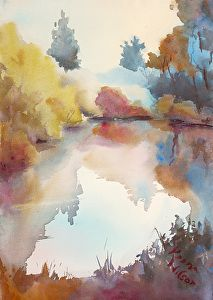 Controllng Watercolor