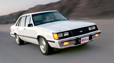 Open Diff: Automotive obscurities 1985 Ford LTD LX