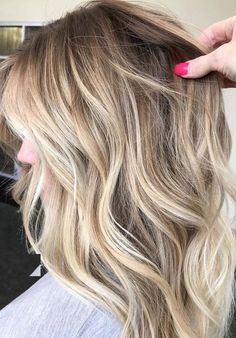 56 Gorgeous Dimensional Blonde Hair Highlights for 2018. Highlighted and dimensional ideas of blonde hair colors for medium to long haircuts is actually that we're posting here. You may see here how amazing and unique hair looks these are for every single woman. Ladies, if you're searching for best ideas of blonde hair looks then we assure for elegant and modern looks.