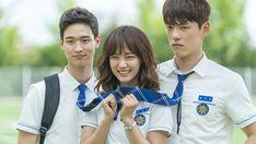 10 Best School 2017 images | Korean dramas, School, Drama korea
