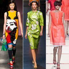 7 Spring 2014 Takeaways From Milan Fashion Week