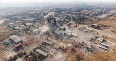 Im Ö1 – Morgenjournal gab es wieder einmal faktenfreie Propaganda zu den Vorgängen in Aleppo. Selbst der ORF-Korrespondent wirft nur mit Vermutungen und Unterstellungen um sich.